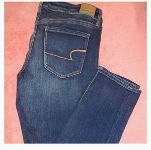 🎀 NWOT American Eagle Skinny Jeans
